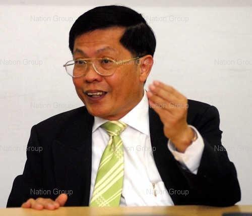 นิพนธ์ พัวพงศกร นักวิชาการเกียรติคุณ สถาบันวิจัยเพื่อการพัฒนาประเทศไทยหรือทีดีอาร์ไอ