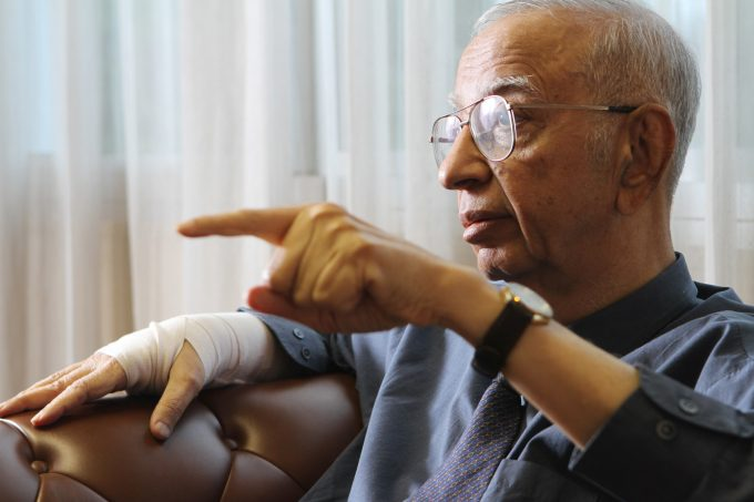 ดร. อัมมาร สยามวาลา, นักวิชาการเกียรติคุณ ทีดีอาร์ไอ