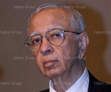 อัมมาร สยามวาลา นักวิชาการเกียรติคุณสถาบันวิจัยเพื่อการพัฒนาประเทศ (ทีดีอาร์ไอ)