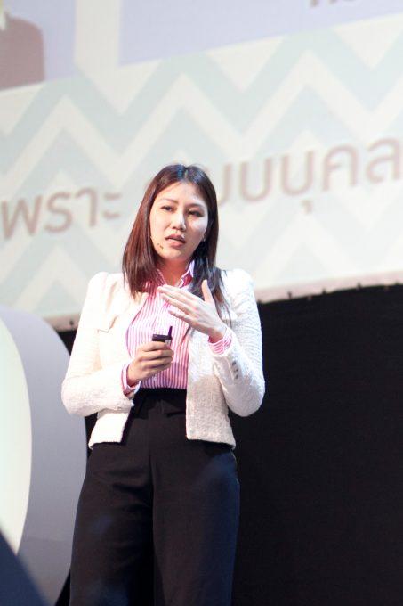 ดร.ตรีนุช ไพชยนต์วิจิตร นักวิชาการสถาบันวิจัยเพื่อการพัฒนาประเทศไทย